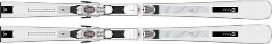 Горные лыжи Salomon S/Max W 6 + крепления M10 GW