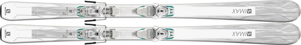 Горные лыжи Salomon S/Max W 4 + крепления Lithium 10 W