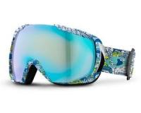 Маска Giro Onset Blue Faces / Persimmon Boost