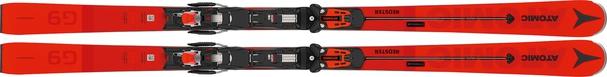 Горные лыжи Atomic Redster G9 + крепления X 12 TL GW