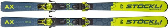 Горные лыжи Stockli Laser AX + крепления DXM 13