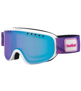 Маска Bolle Scarlett Matte White Purple / Aurora