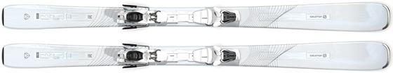 Горные лыжи Salomon Stance W 80 + крепления  M10 GW L80