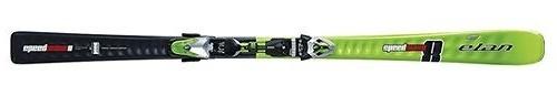 Горные лыжи Elan Speedwave 8 Fusion + крепления EL 10.0 Fusion 06/07