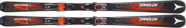 Горные лыжи Atomic Vantage X 75 C + крепления Lithium 10