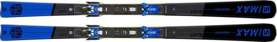 Горные лыжи Salomon S/Max Blast + крепления X12 TL GW 21/22