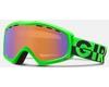 Маска Giro Signal Bright Green 50/50 /Persimmon Boost