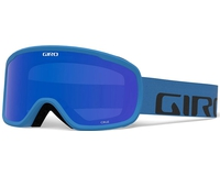 Маска Giro Cruz Blue Wordmark / Grey Cobalt 10