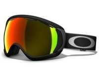 Маска Oakley Canopy Matte Black / Fire Iridium