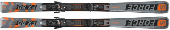 Горные лыжи Salomon S/Force Fx.80 + крепления M12 GW F80