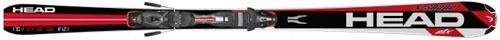Горные лыжи с креплениями Head X-Shape STX SW PR + PR 11