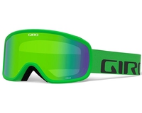 Маска Giro Cruz Bright Green Wordmark / Loden Green 26