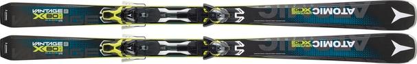 Горные лыжи Atomic Vantage X 80 CTI + крепления XT 12