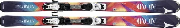 Горные лыжи Atomic Affinity Pure + крепления XTE 10 Lady