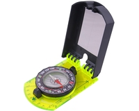 Компас AceCamp Folding Map Compass with mirror 3109