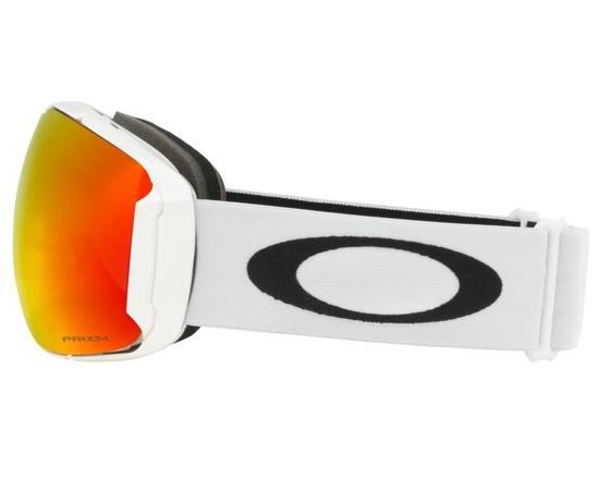 Маска Oakley Airbrake XL Polished White / Prizm Snow Torch Iridium + Prizm Rose