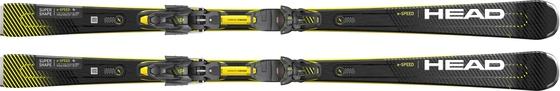 Горные лыжи Head Supershape e-Speed + крепления PRD 12