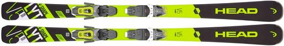Горные лыжи Head V-Shape V5R + крепления PR 11