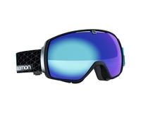 Маска Salomon XT One Black / Blue Photochromic LTS