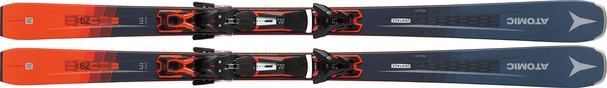 Горные лыжи Atomic Vantage 79 Ti + крепления FT 12 GW