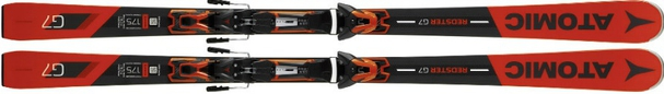 Горные лыжи Atomic Redster G7 + крепления FT 12 GW