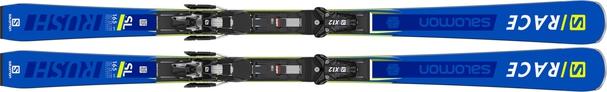 Горные лыжи Salomon S/Race Rush SL + крепления X12 TL GW