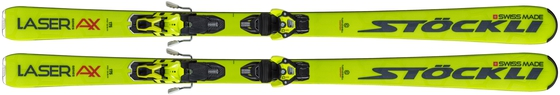 Горные лыжи Stockli Laser AX + крепления XM 13