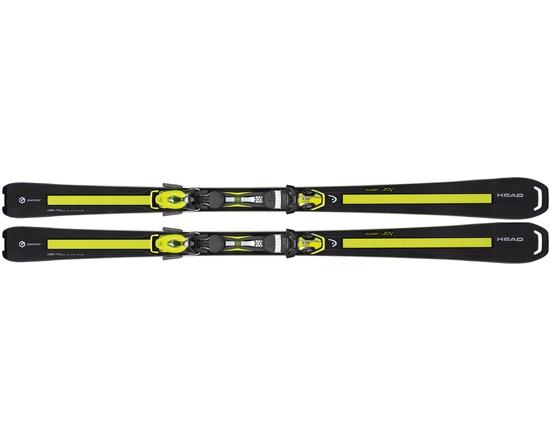 Горные лыжи Head Super Joy + Joy 9 SLR 14/15