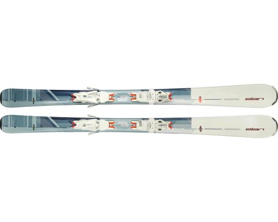 Горные лыжи Elan Delight Prime LS + крепления ELW 9 17/18
