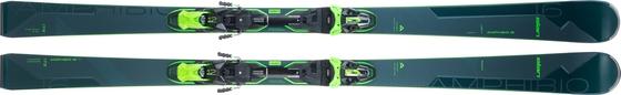 Горные лыжи Elan Amphibio 16 TI Fusion X + крепления EMX 12.0 GW