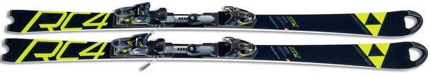 Горные лыжи Fischer RC4 Worldcup SL Curv Booster + крепления RC4 Z18