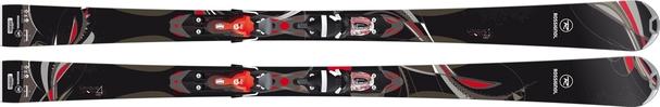 Горные лыжи Rossignol Unique 4S + Xelium Saphir 110 B73
