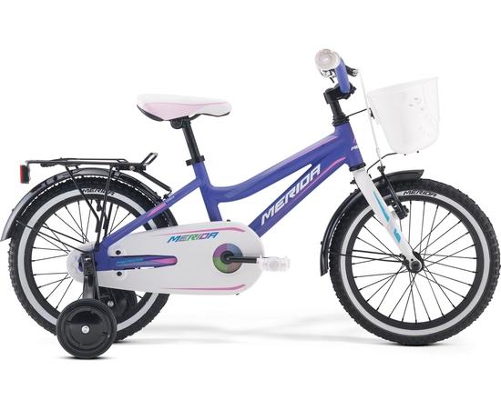 Велосипед Merida Chica J16 (на рост 110-125) (2019)
