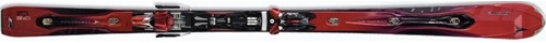 Горные лыжи Atomic D2 VF 82 red + крепления NEOX TL 12 182