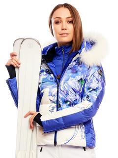 Куртка с мехом Descente Limited Edition Hana Jacket