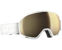 Маска Scott Unlimited II OTG White / Light Sensitive Bronze Chrome