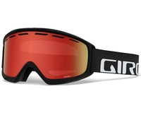 Маска Giro Index Black Wordmark / Amber Scarlet 40
