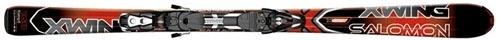 Горные лыжи Salomon X-Wing 8 + крепления 711