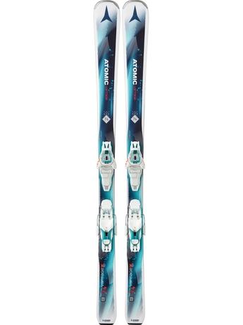 Горные лыжи Atomic Vantage X 74 R W + крепления Lithium 10 16/17