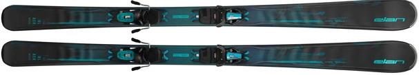 Горные лыжи Elan Black Magic Light Shift + крепления ELW 9.0