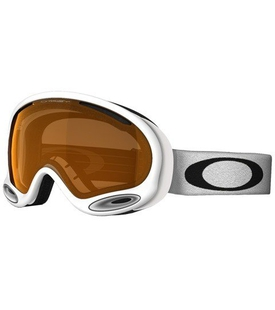 Маска Oakley A-Frame 2.0 Polished White / Persimmon