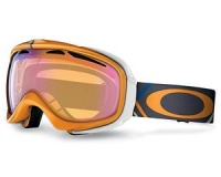 Маска Oakley Elevate Freedom Plaid Neon Fire / H.I. Persimmon