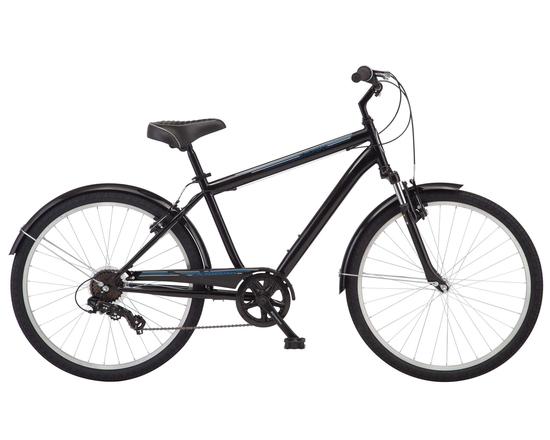 Велосипед Schwinn Suburban + крылья (2018)