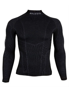 Brubeck рубашка Merino Wool 75