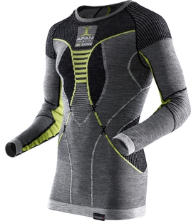 Термобелье X-Bionic Apani Merino Fastflow Shirt Men