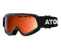 Детская маска Atomic Savor JR Black / Orange