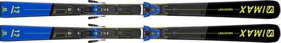 Горные лыжи Salomon S/Max 12 + крепления Z12 GW F80 21/22