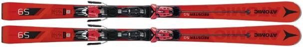 Горные лыжи Atomic Redster S9 + крепления X 12 TL