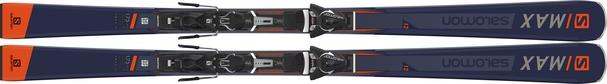 Горные лыжи Salomon S/Max 12 + крепления Z 11 Walk