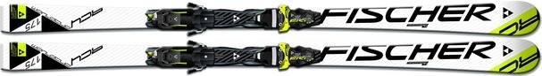 Горные лыжи Fischer RC4 Worldcup RC Racetrack + RC4 Z 13